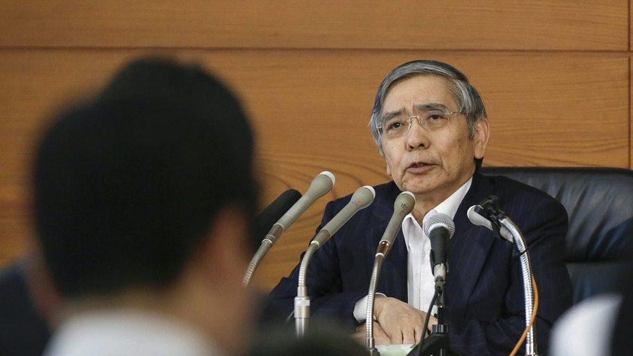 Kuroda reconduzido na liderança do Banco do Japão