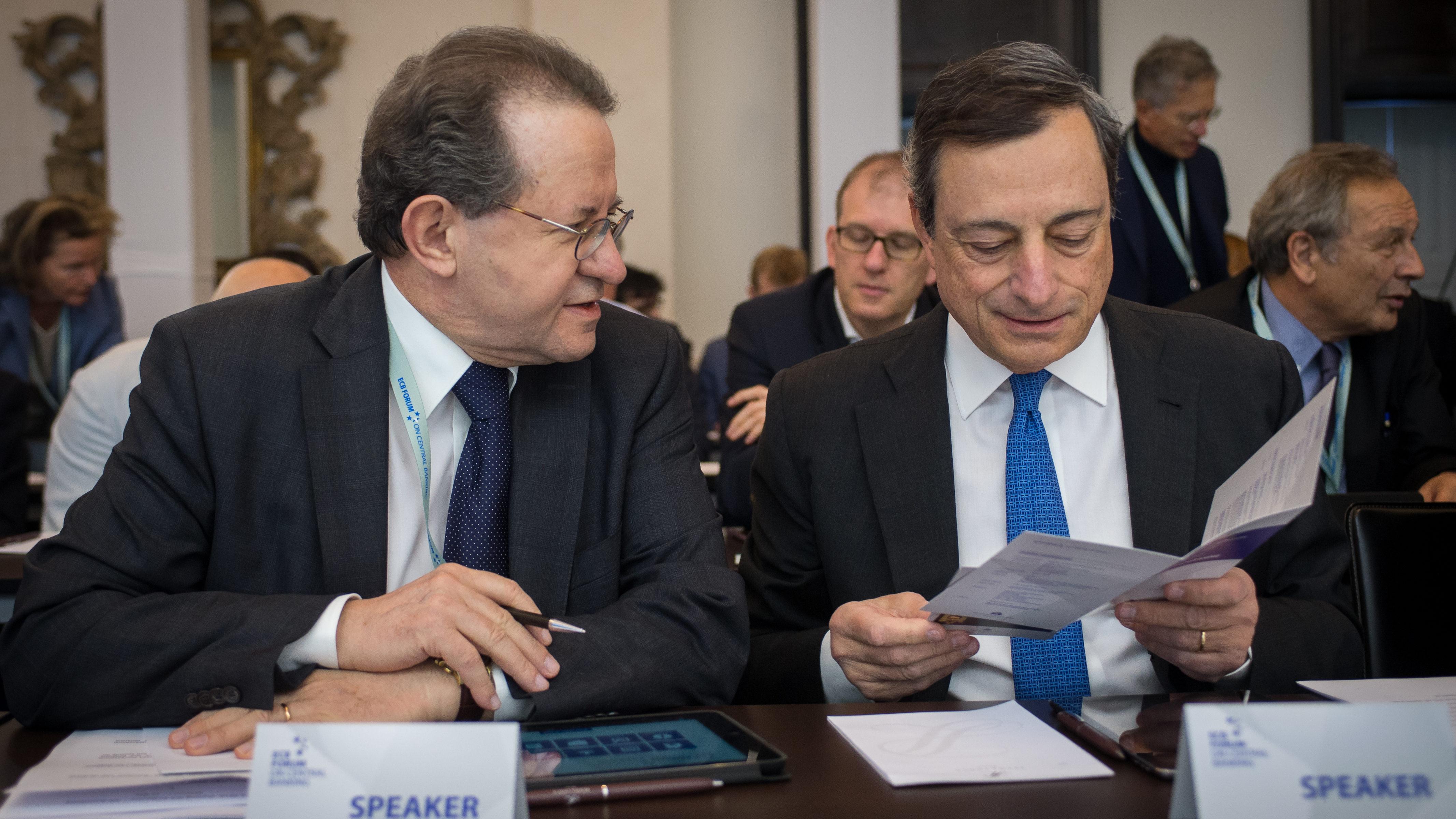 Banqueiros centrais reúnem-se segunda-feira em Sintra. Investimento e crescimento na agenda
