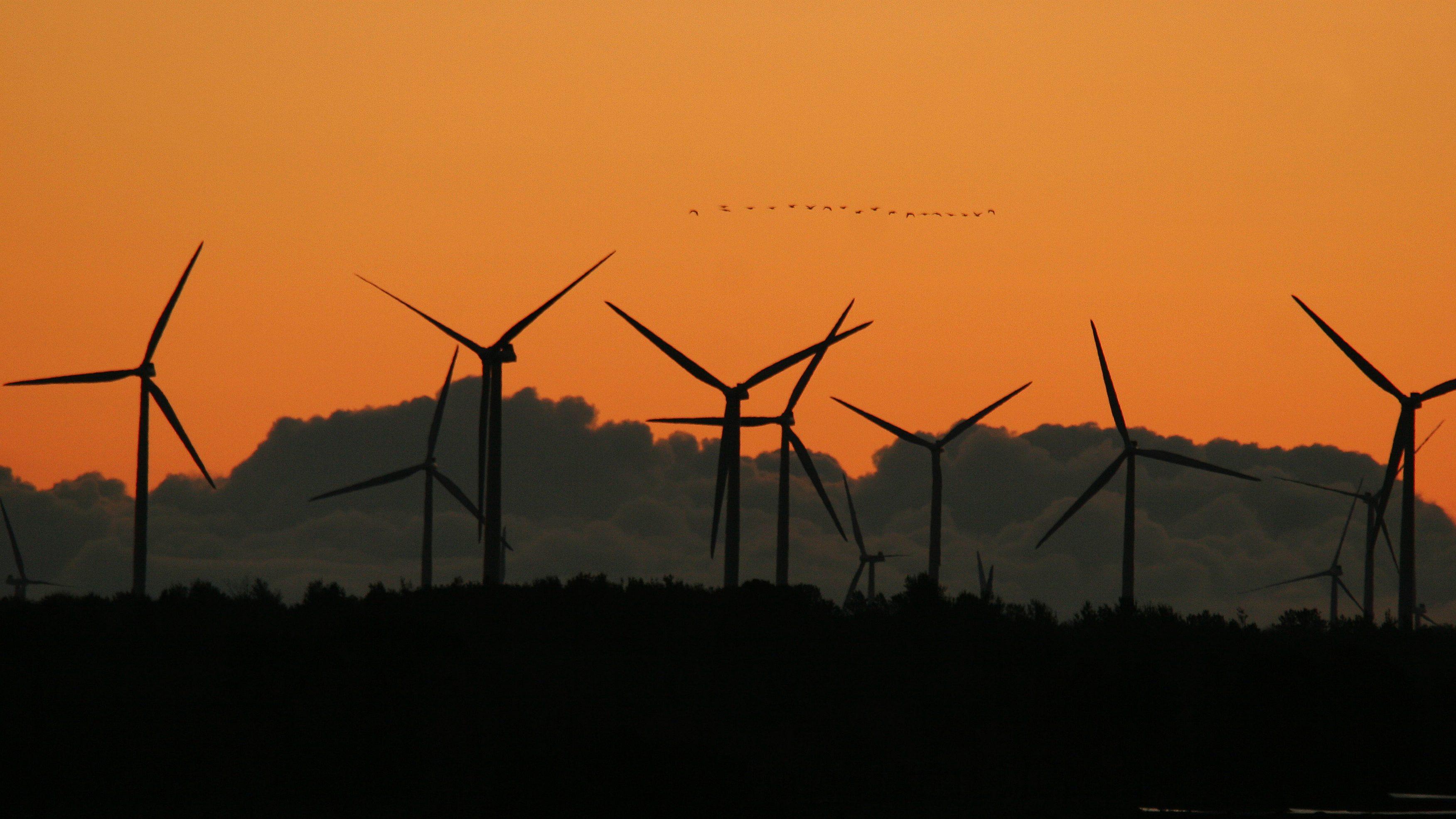 Menos vento reduz produção da EDP Renováveis em 4% até março