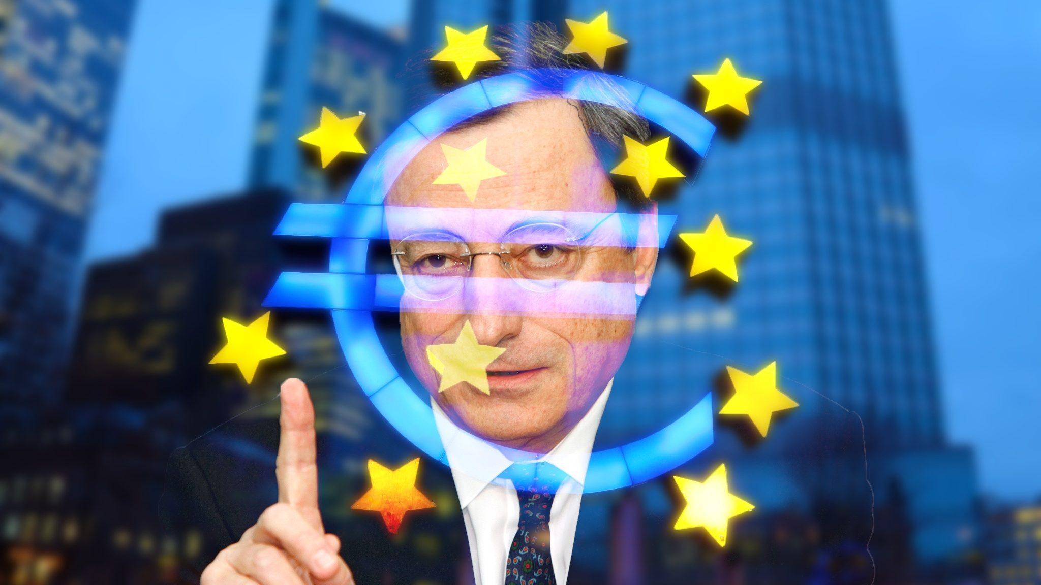 Efeito Draghi faz brilhar bolsas. Euro e dívida deslizam