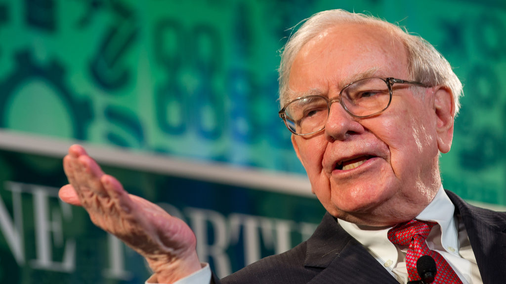 Buffett ganhou 29 mil milhões com reforma fiscal de Trump