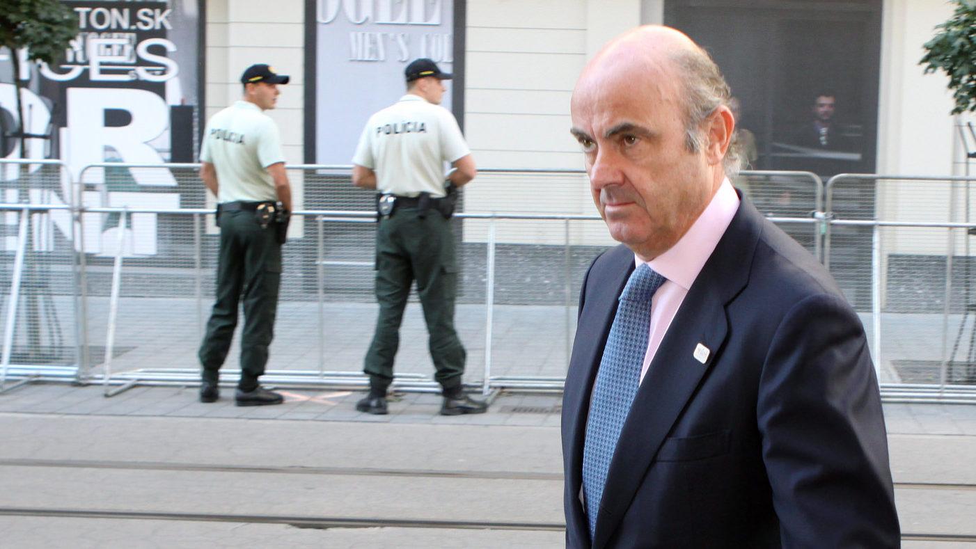 BCE: Madrid critica socialistas espanhóis por negarem apoio a De Guindos