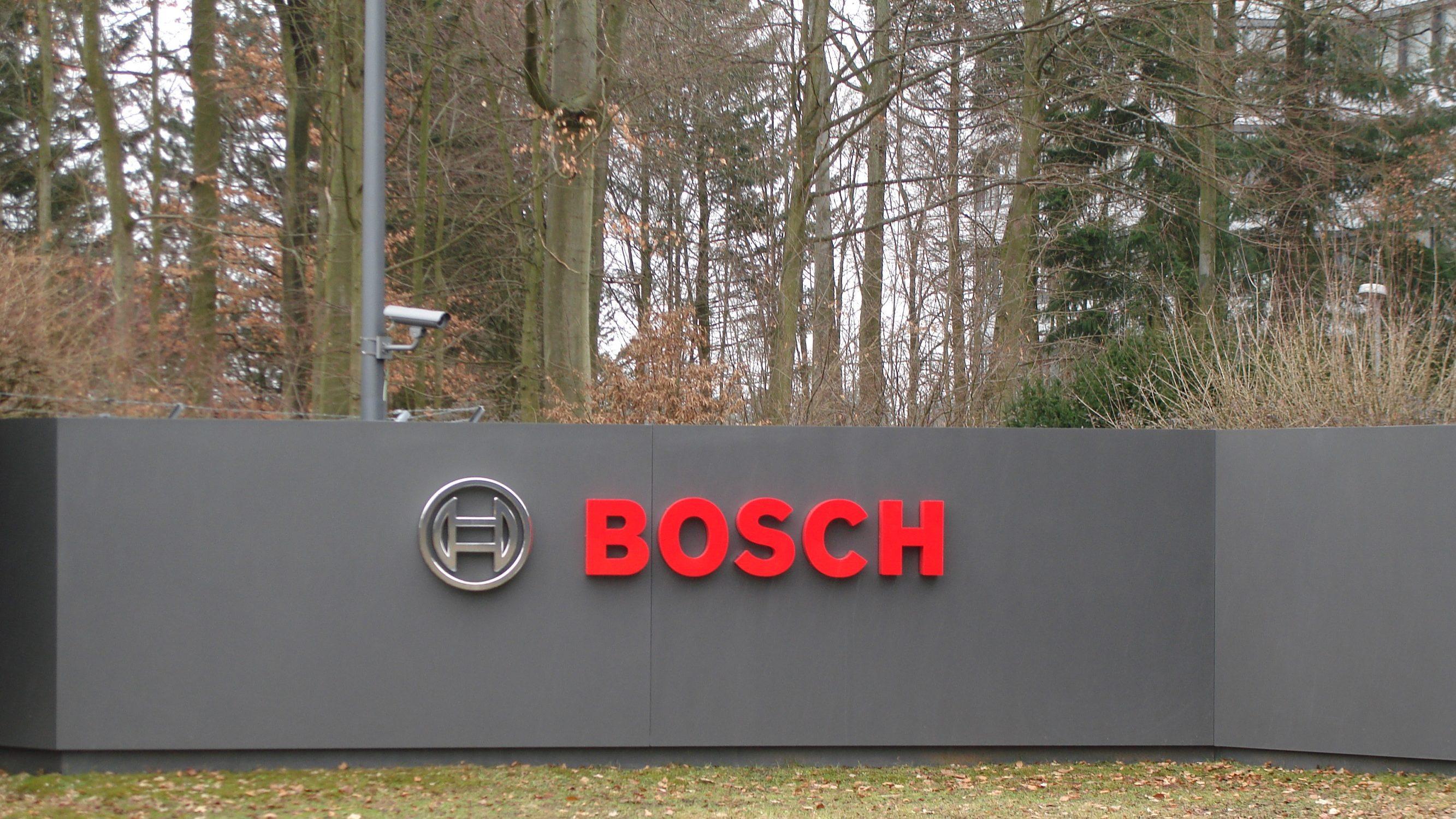 Bosch regista resultados recorde em 2017 e prevê aumento de vendas em 2018
