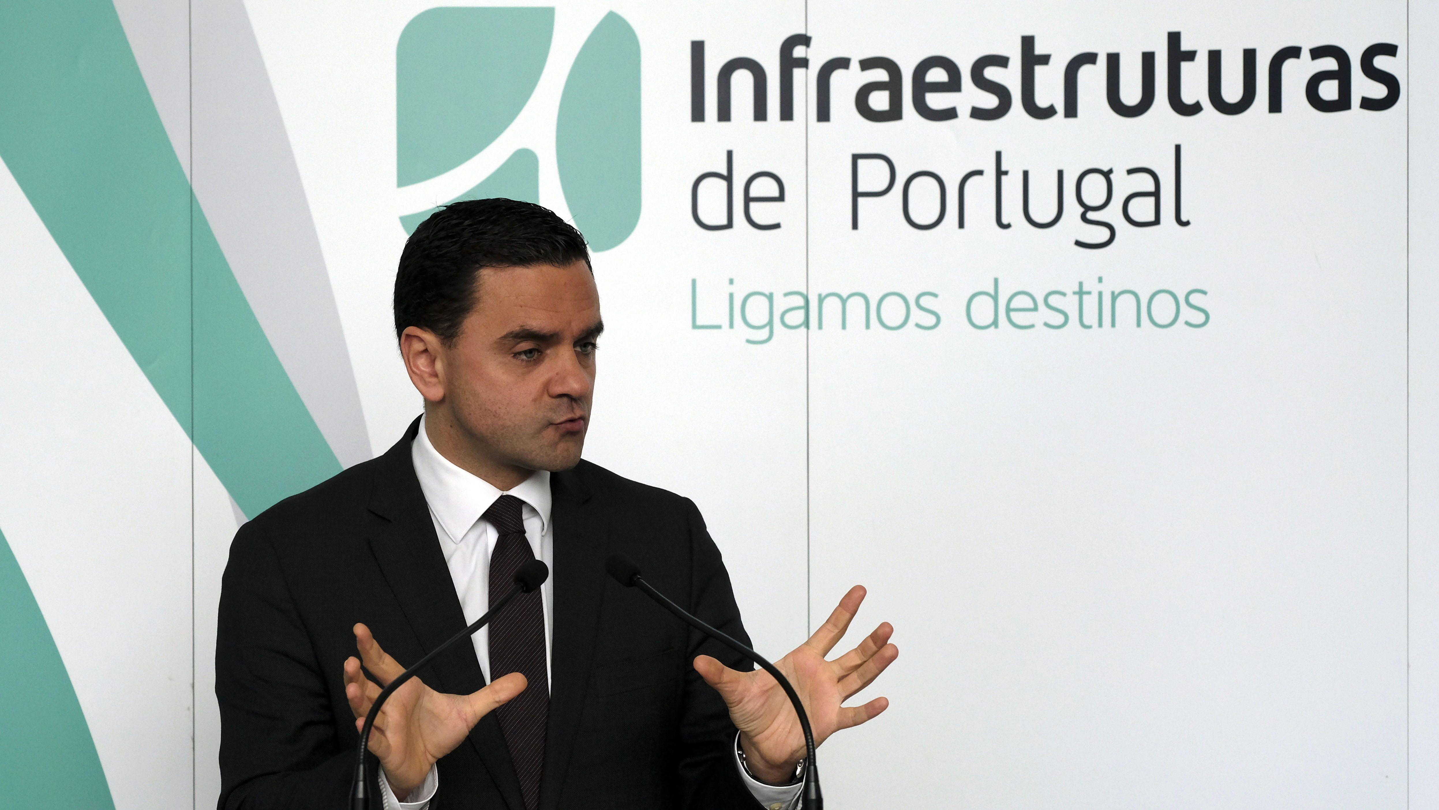 Infraestruturas de Portugal faz aumento de capital de 450 milhões