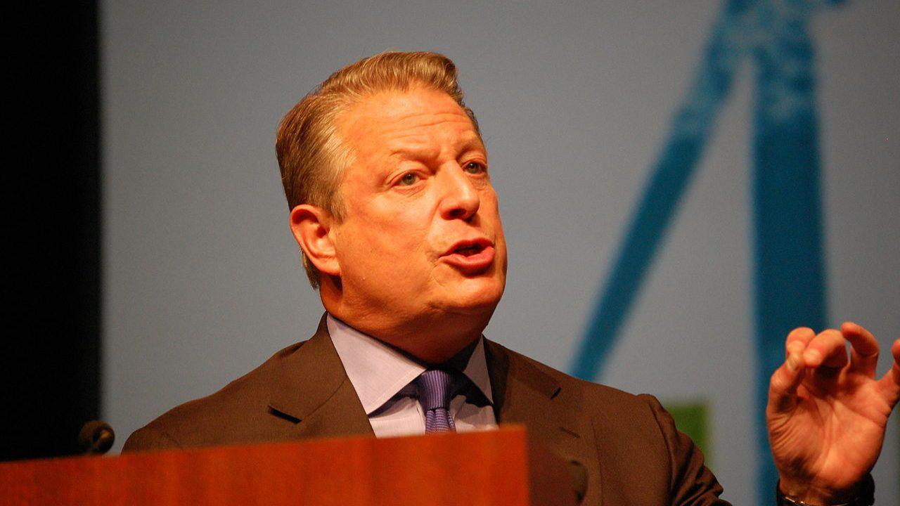 Al Gore vai ao Porto em março para falar de alterações climáticas