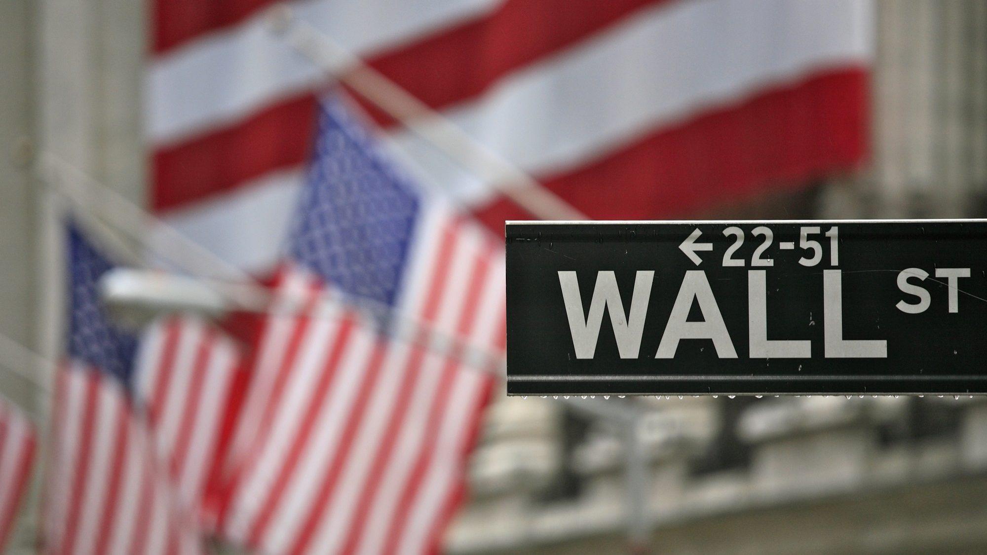 Wall Street contraria Europa. Só as tecnológicas caíram