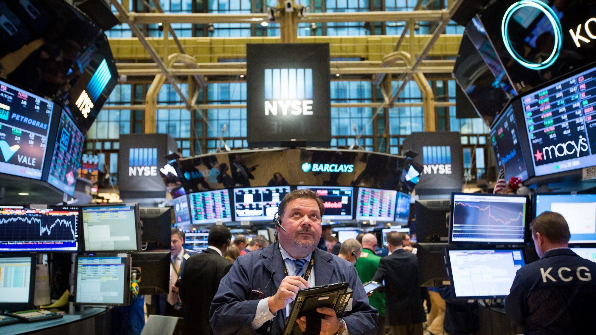 Energia puxa Wall Street para terreno positvo