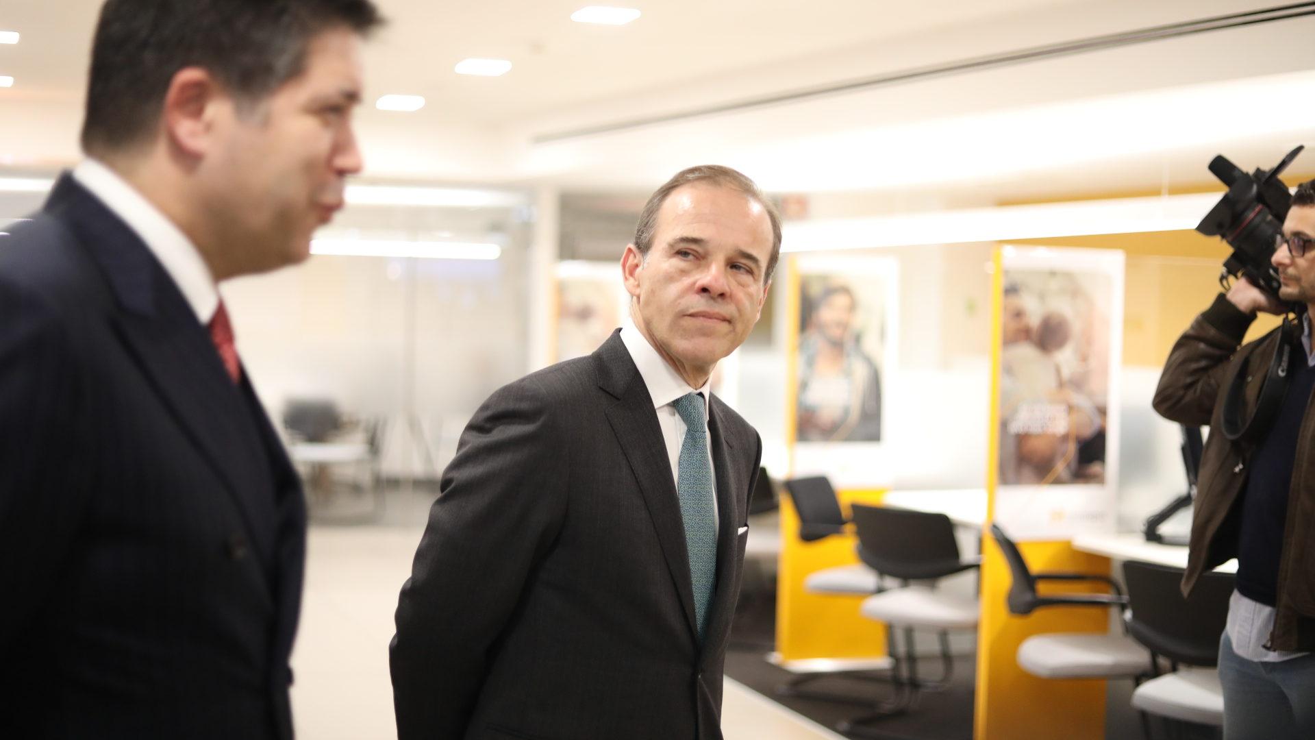 """Félix Morgado na despedida do Montepio: """"É difícil ser vertical, sério, honrado e garantir um governo societário rigoroso"""""""