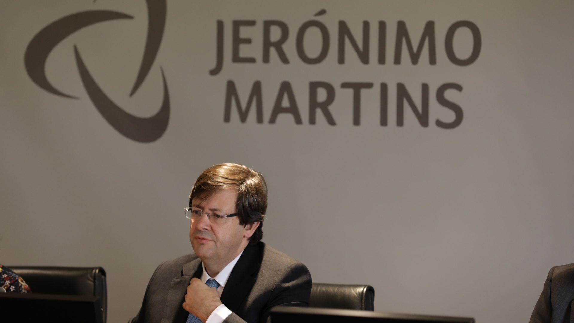 Páscoa leva lucros da Jerónimo Martins para 85 milhões de euros