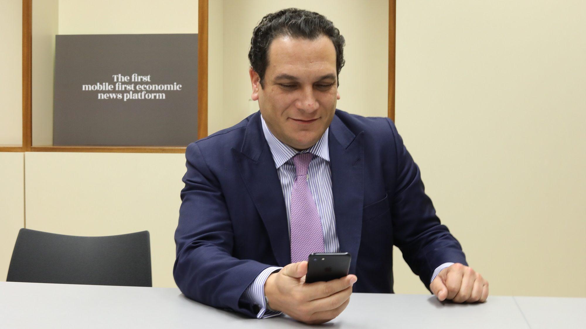 """João Vasconcelos: """"Governo já entregou 750 milhões às empresas"""""""