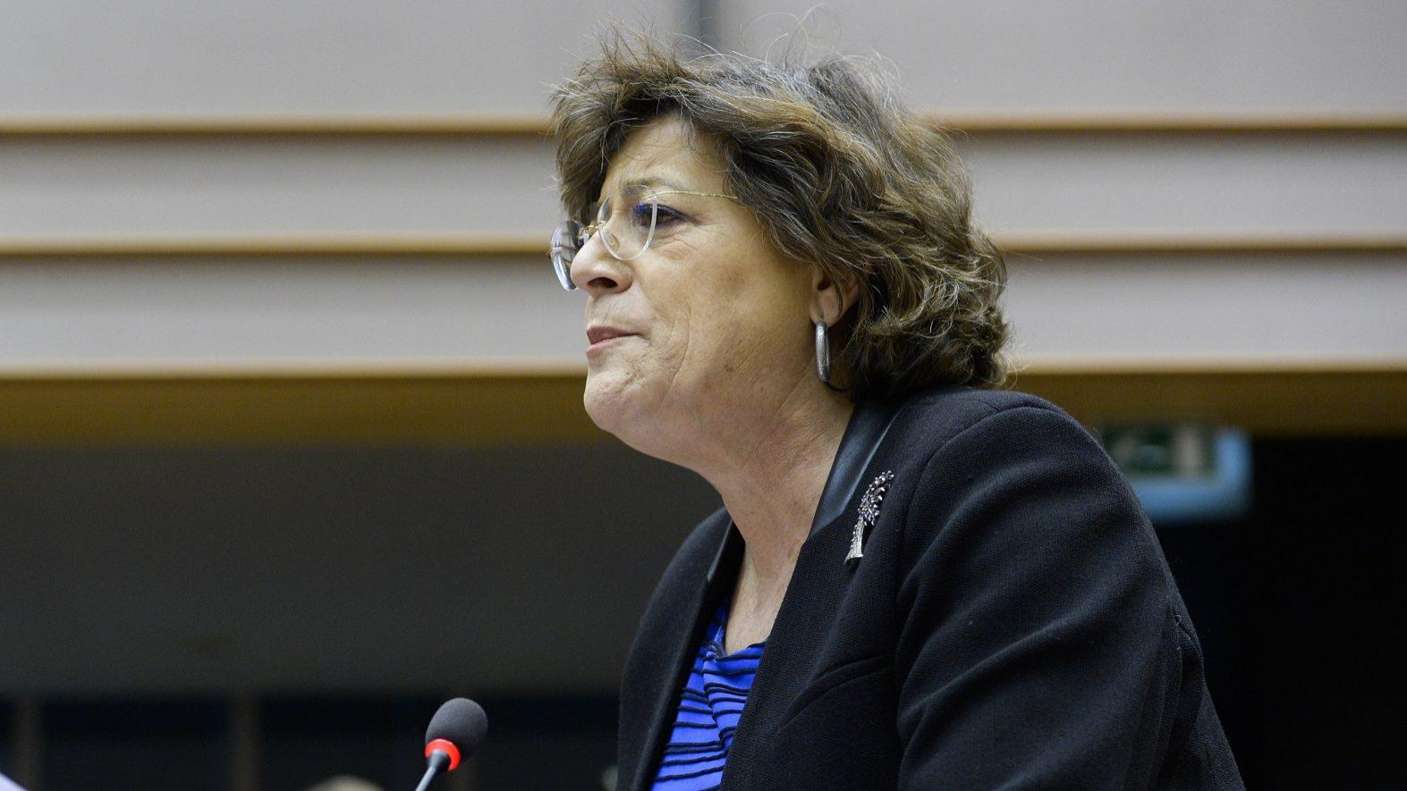 """Ana Gomes diz que o PS se prestou a ser """"instrumento de corruptos e criminosos"""""""