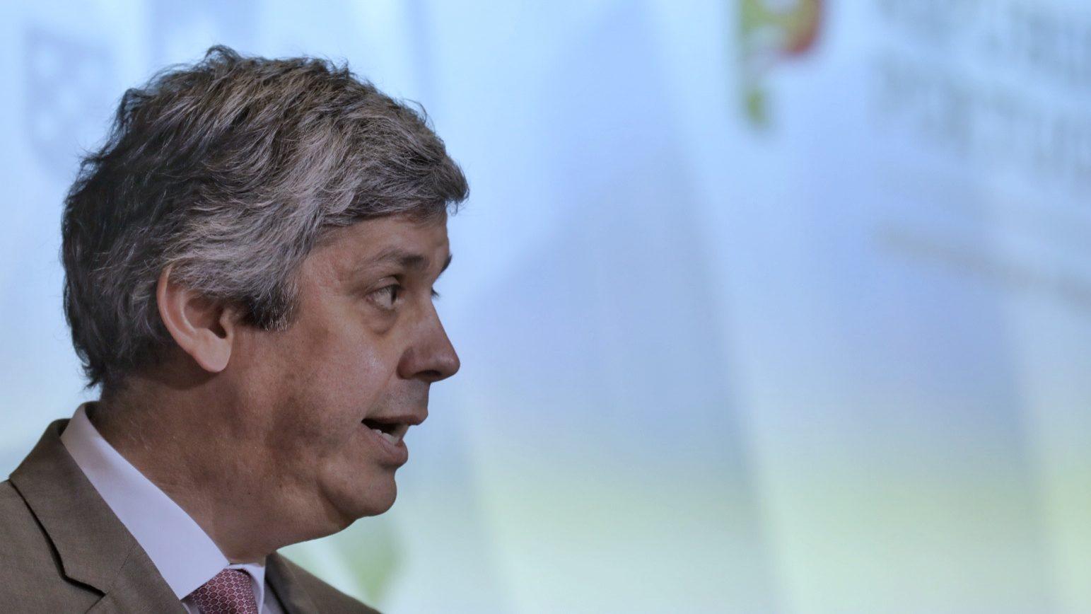 Défice melhora 290 milhões de euros no primeiro trimestre