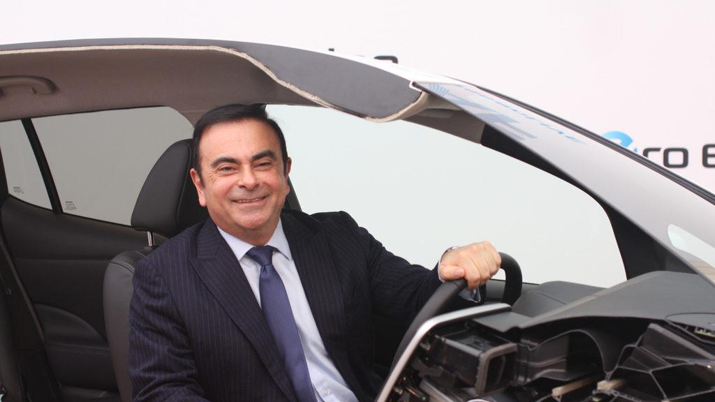 Ainda detido, Ghosn já recebeu a sentença dos acionistas da Renault