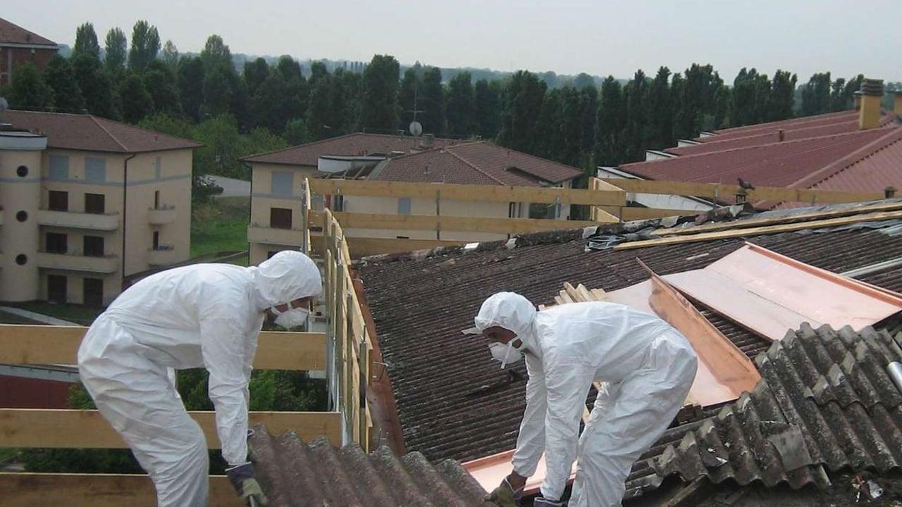 Governo removeu amianto em 166 edifícios