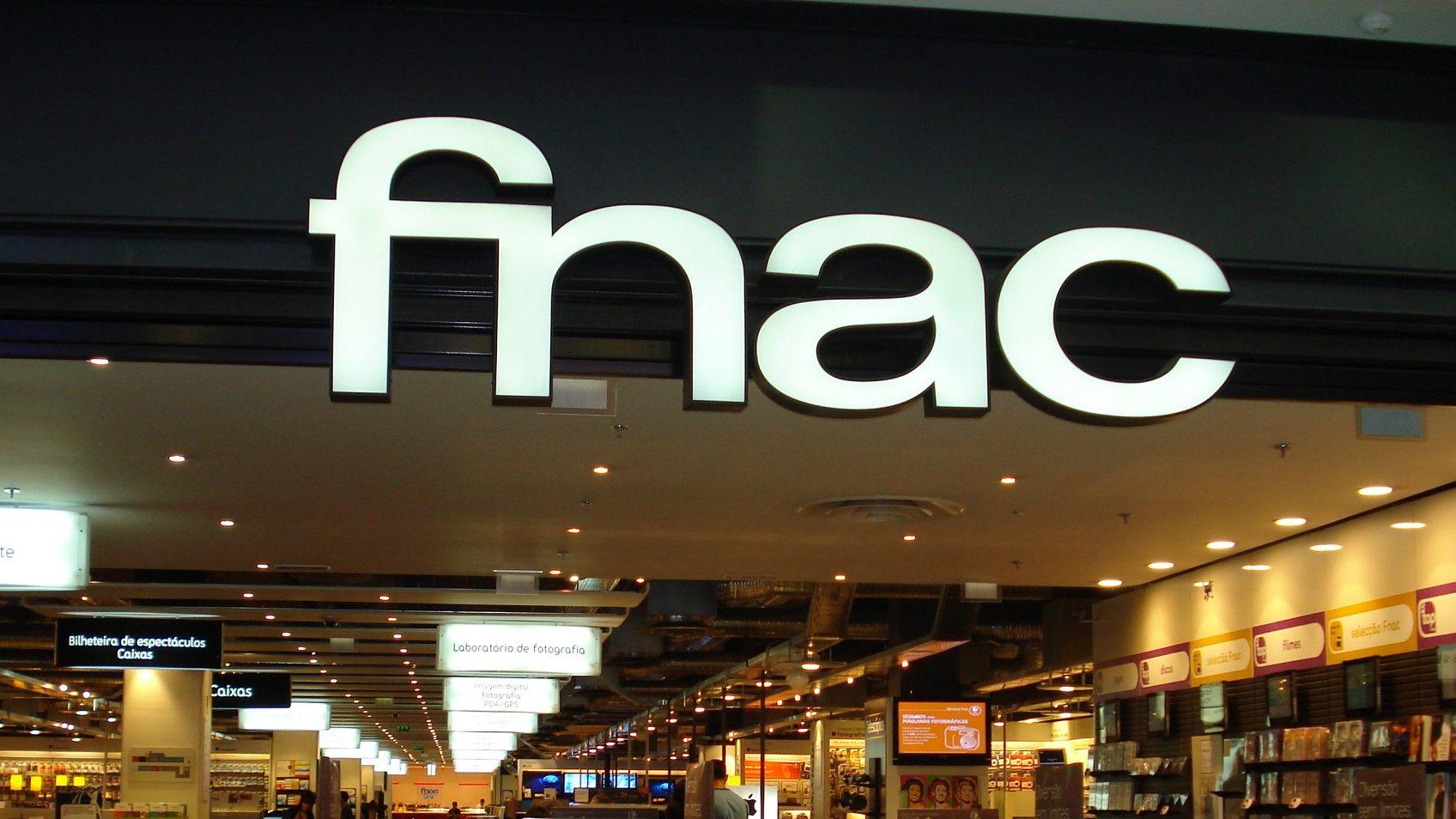 """Fnac com """"crescimento robusto"""" em Portugal"""