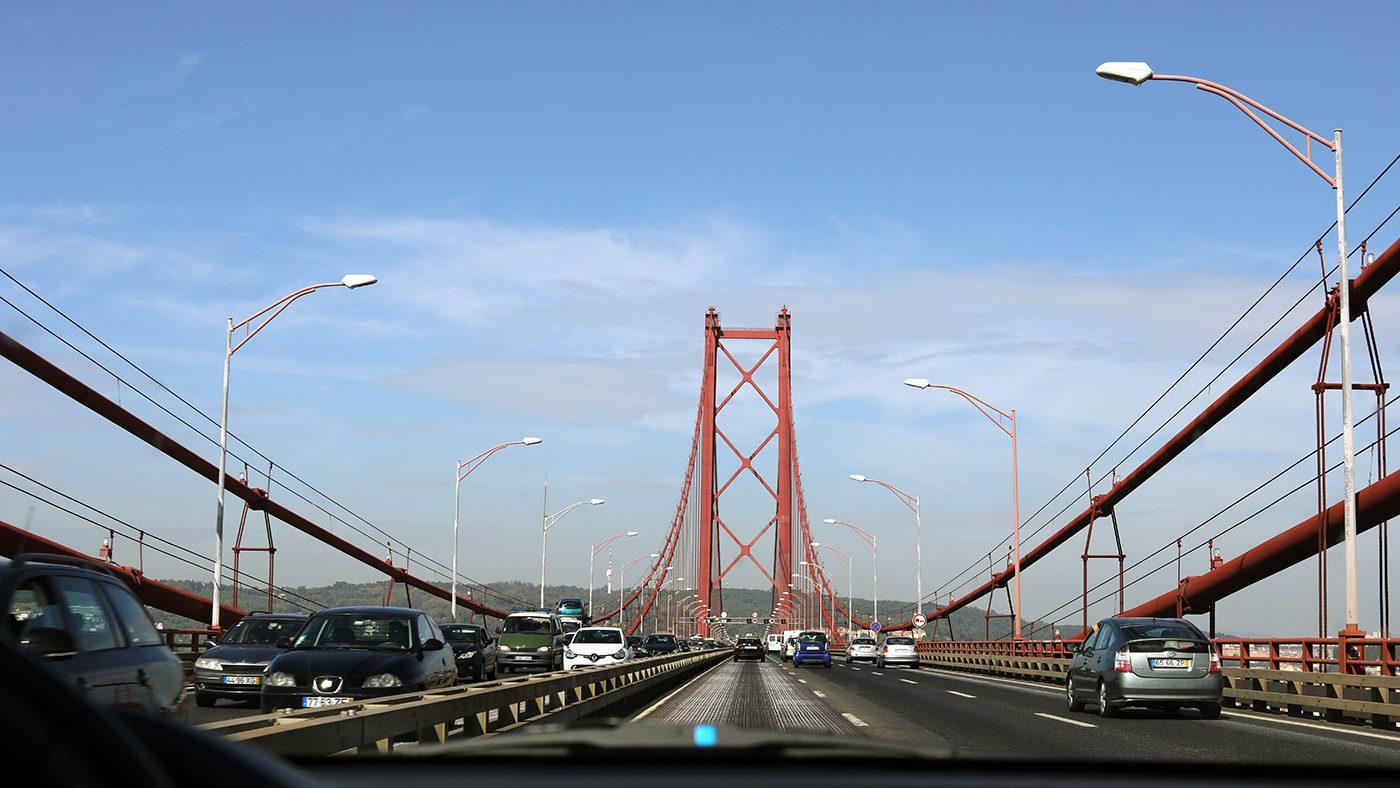 Obras na Ponte 25 de Abril devem custar 20,5 milhões