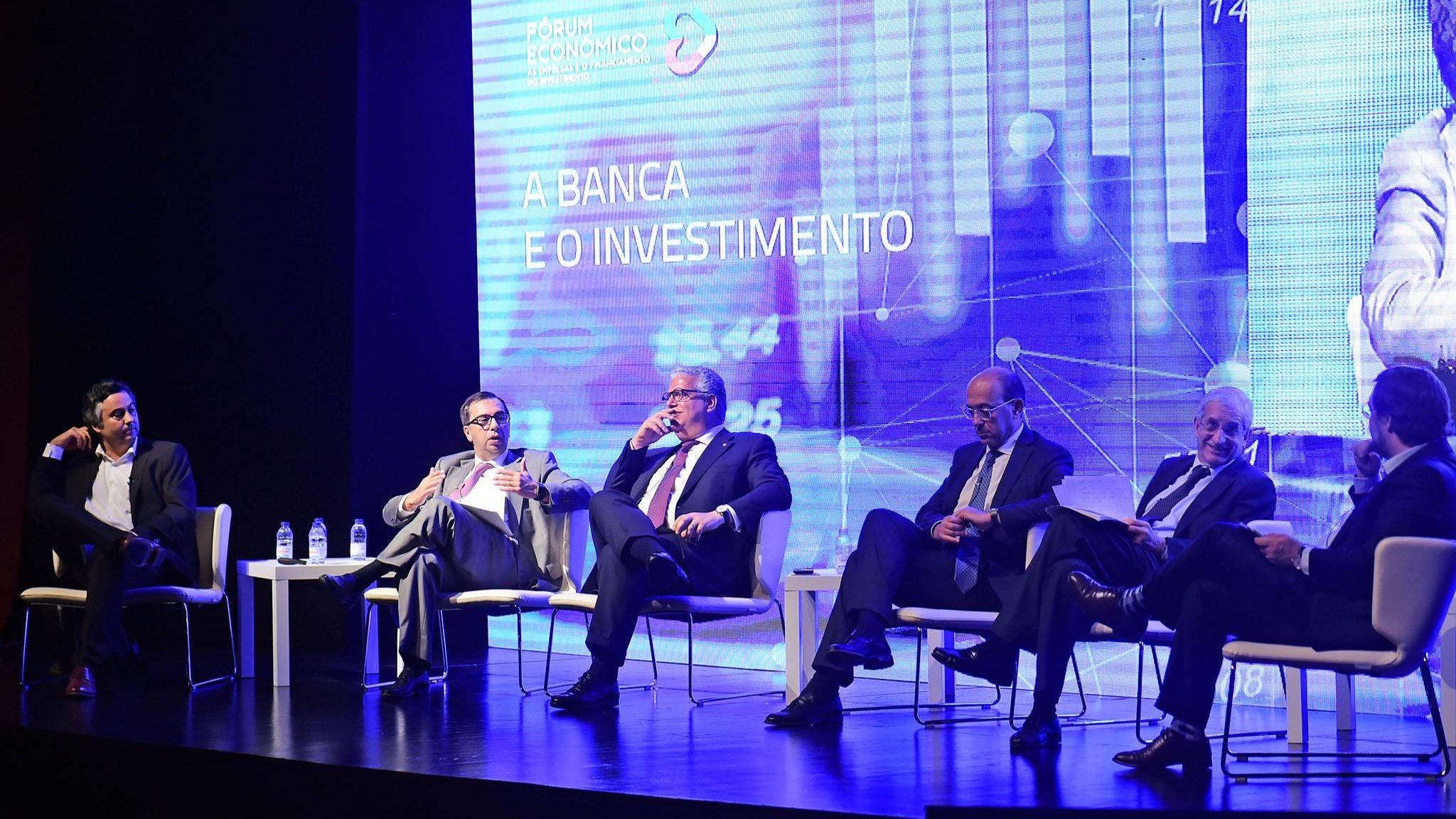 """""""Banca portuguesa financia sobretudo bens transacionáveis"""""""