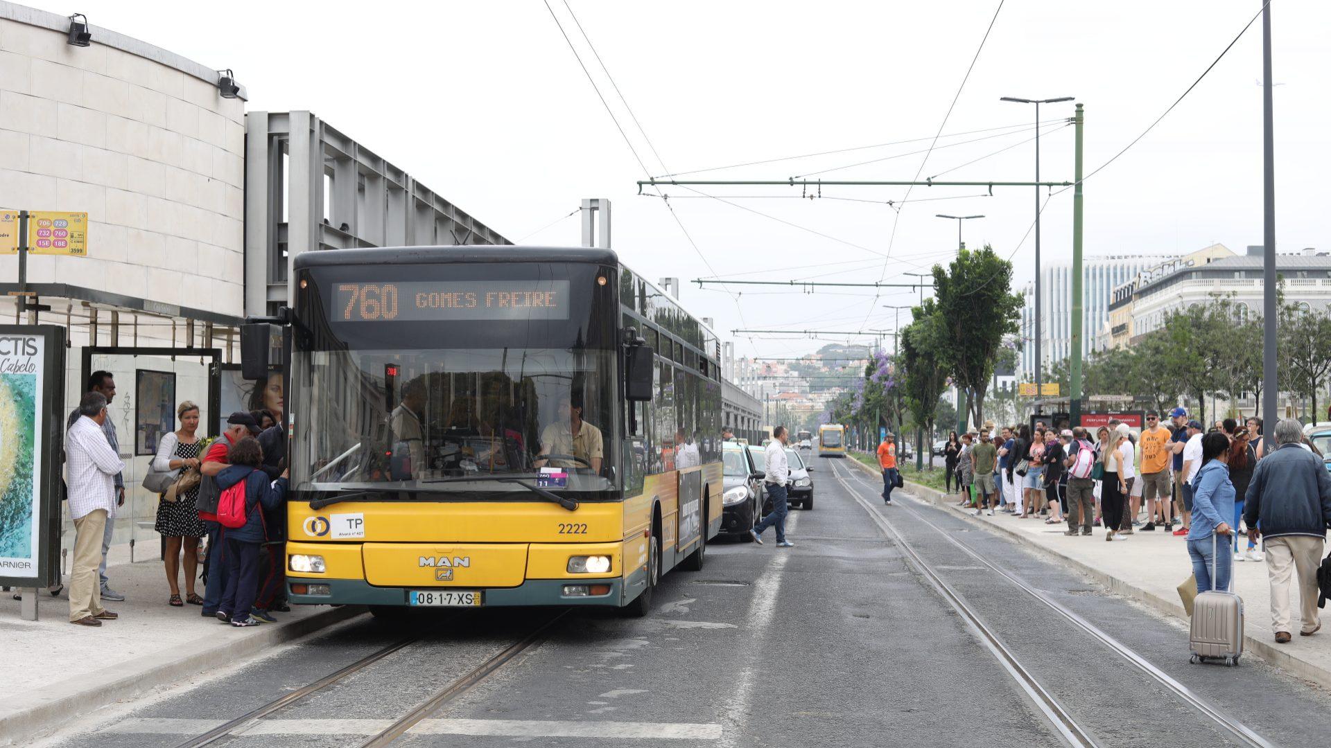 Portugueses gastam 70 euros por mês em transportes