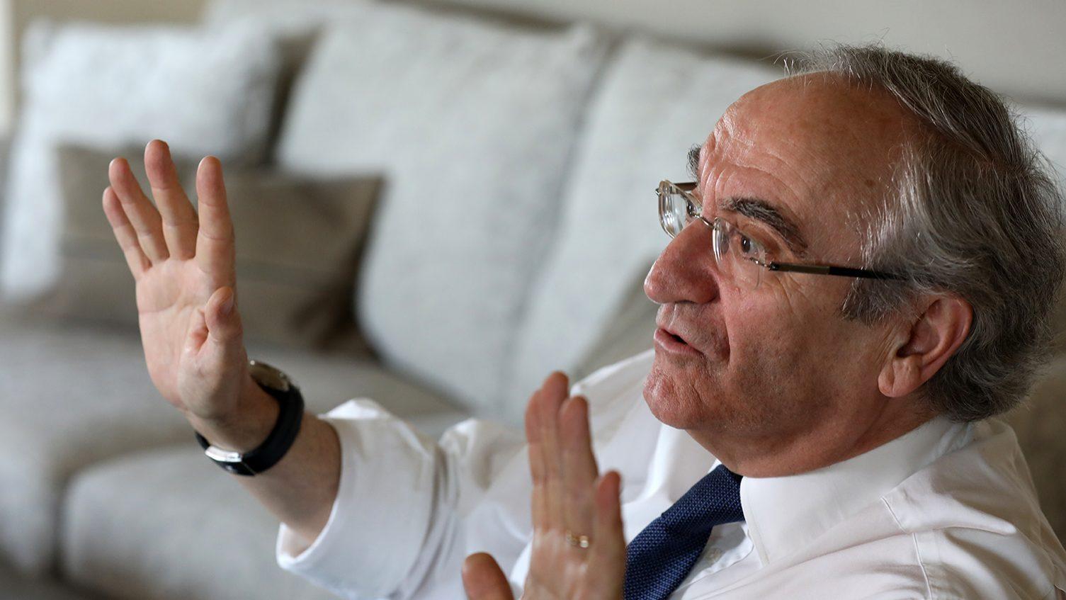 """Proposta de taxas de IVA diferenciadas na luz permite """"ganhar tempo"""", diz Bagão Félix"""