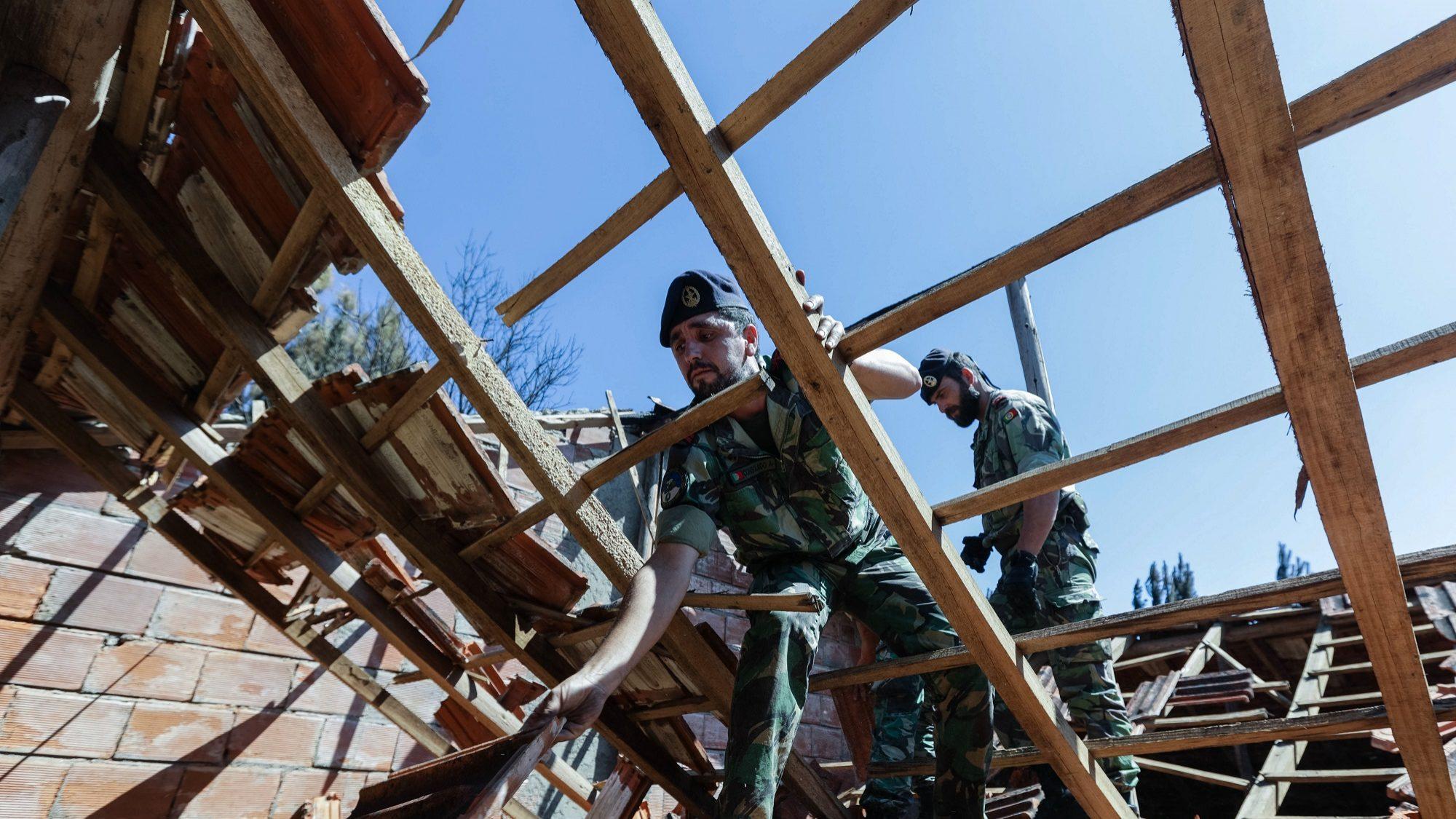 Casas destruídas em Pedrógão Grande reconstruídas em 2018. Empresas afetadas já receberam 2 milhões