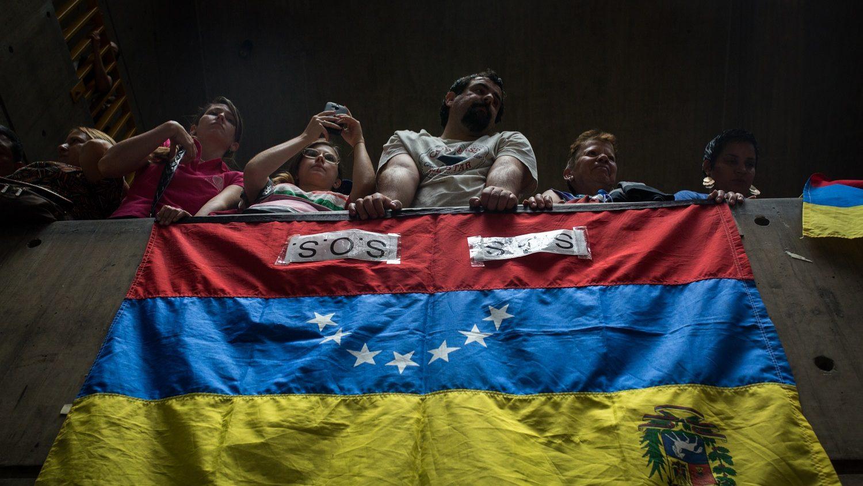 Presidente da Venezuela anuncia aumento de 103,7% do salário mínimo