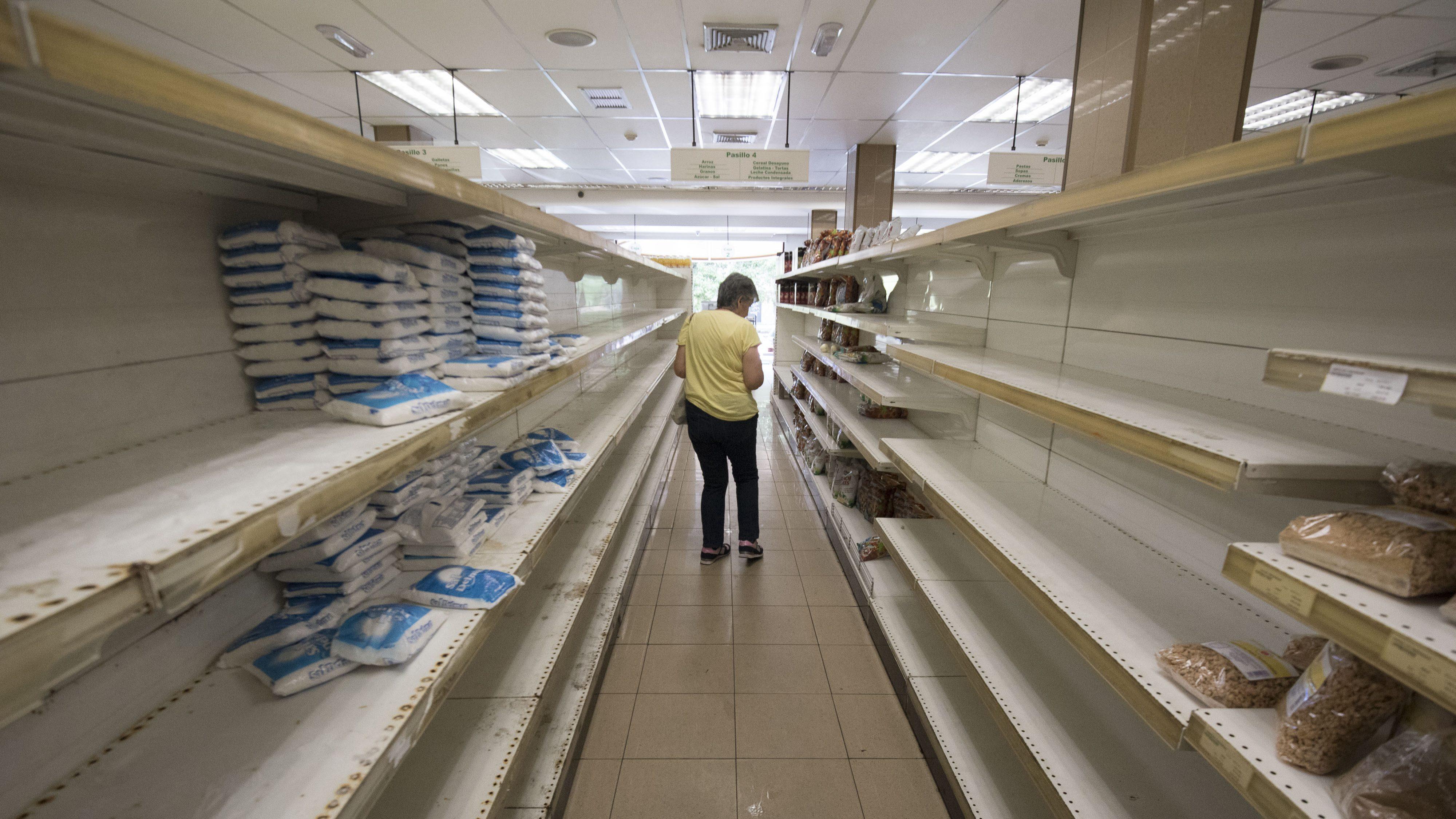 Venezuela: Crise coloca em causa sobrevivência de muitos portugueses