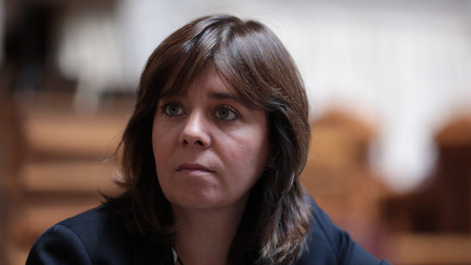 Catarina Martins não comenta escolha da nova PGR