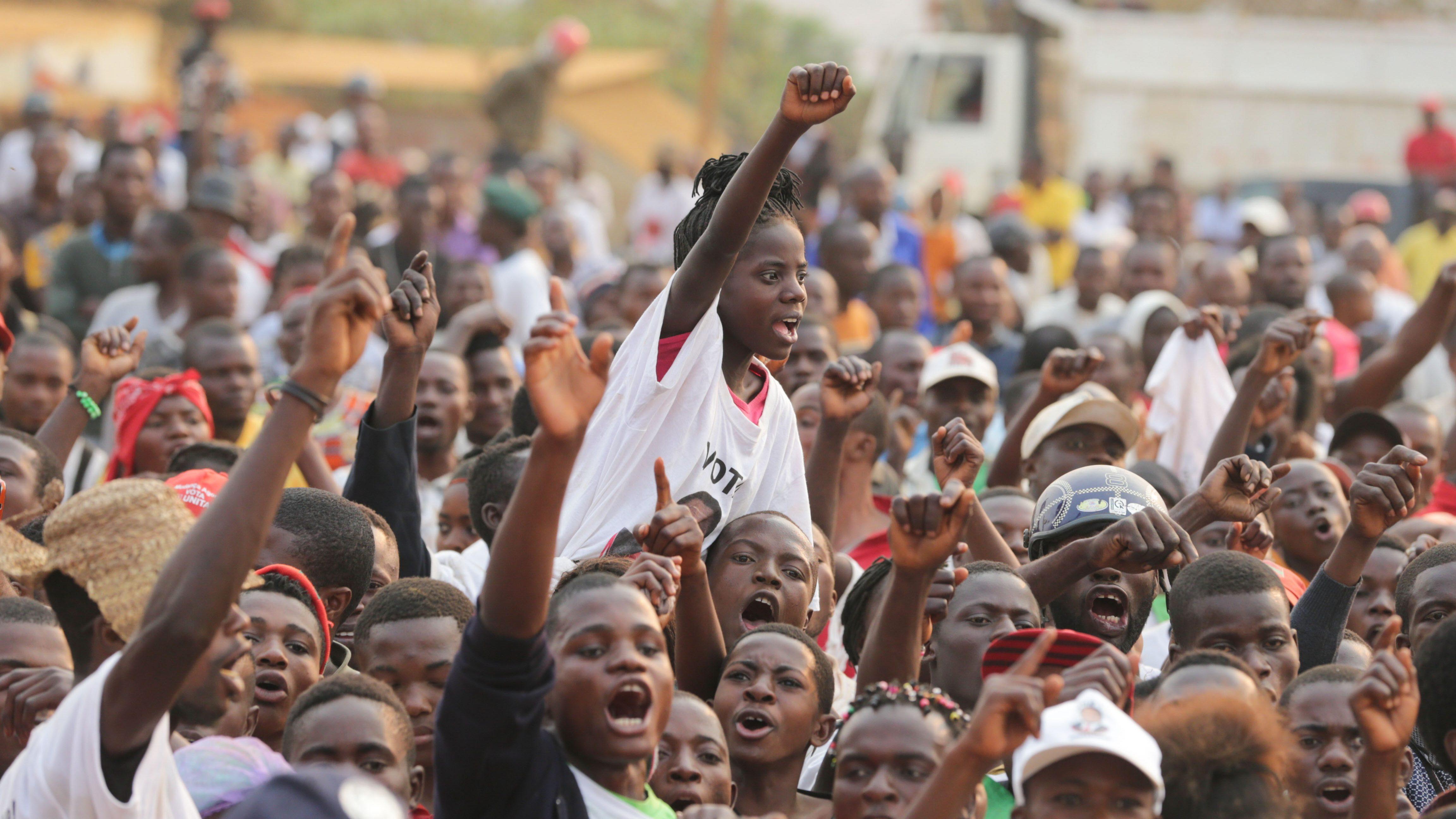 Angola: Tolerância de ponto e comboios parados nas eleições