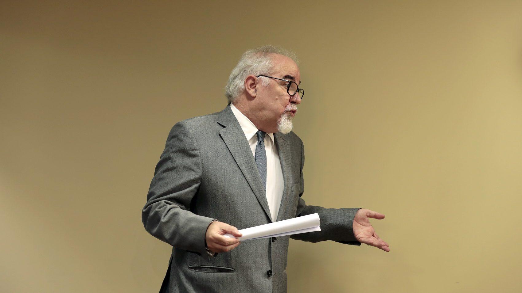 Vieira da Silva soube de problemas na Raríssimas em junho