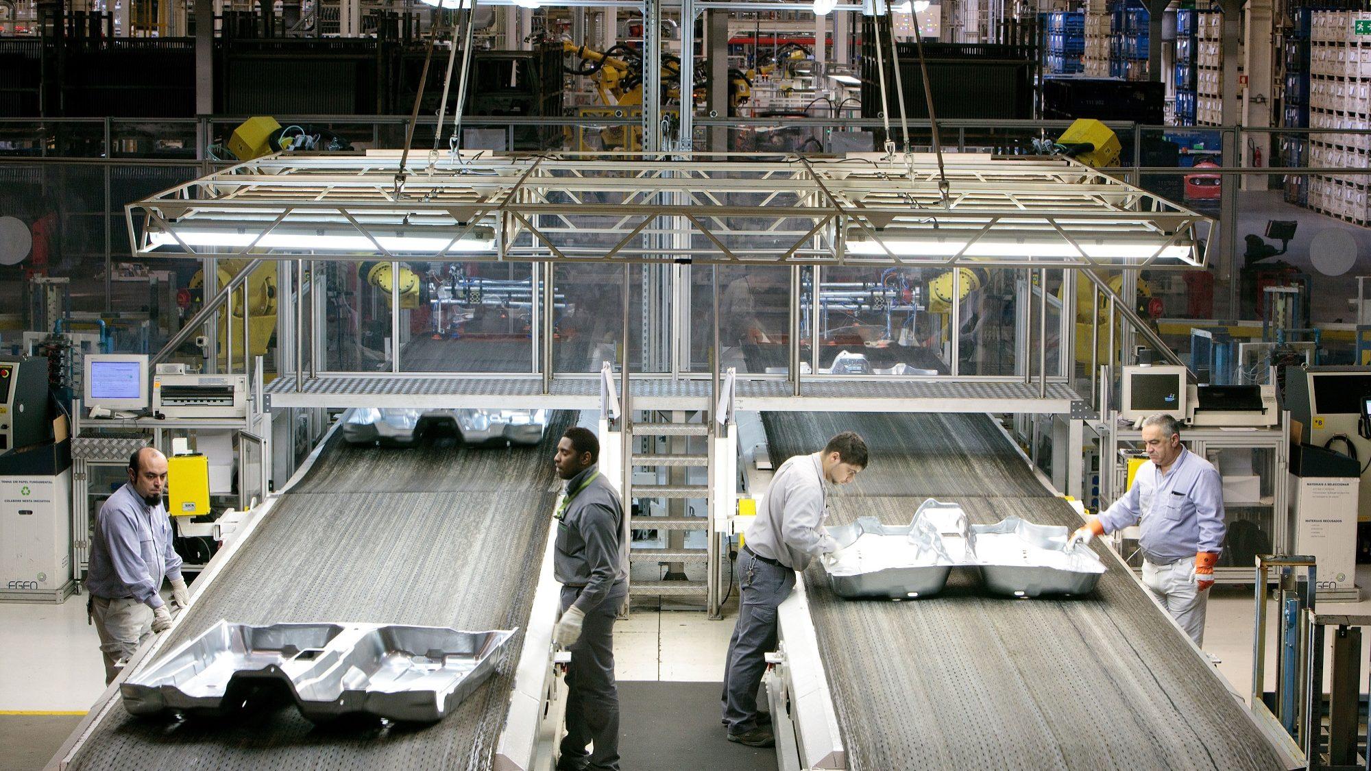 Fábrica da KWD de Palmela investiu 13 milhões de euros. Duplica produção nos últimos 18 meses