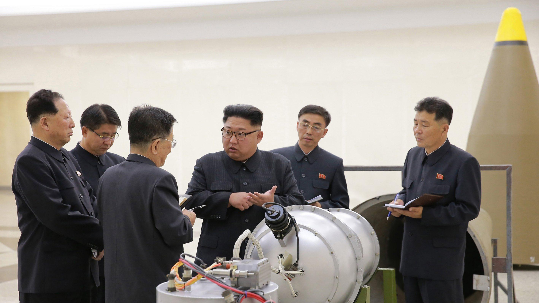 Coreia do Norte anuncia suspensão dos testes nucleares