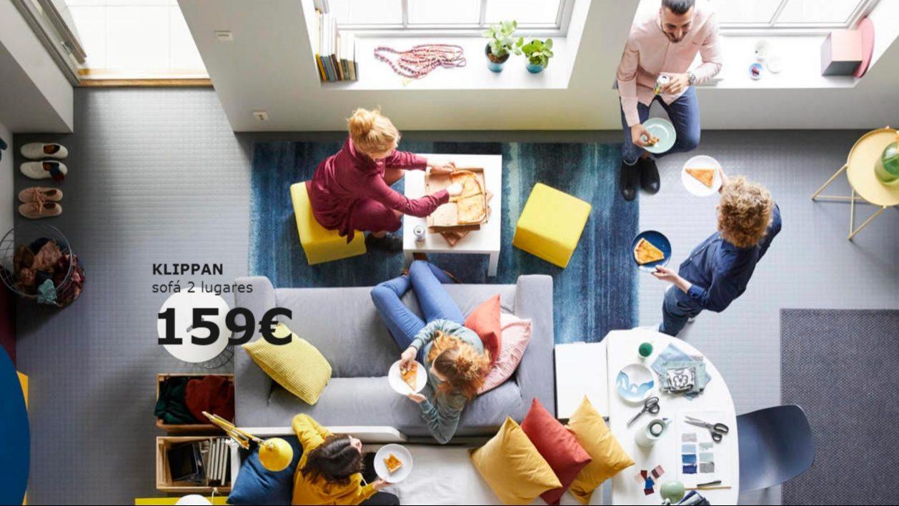 Ikea Portugal muda de estratégia. E quer ser mais português