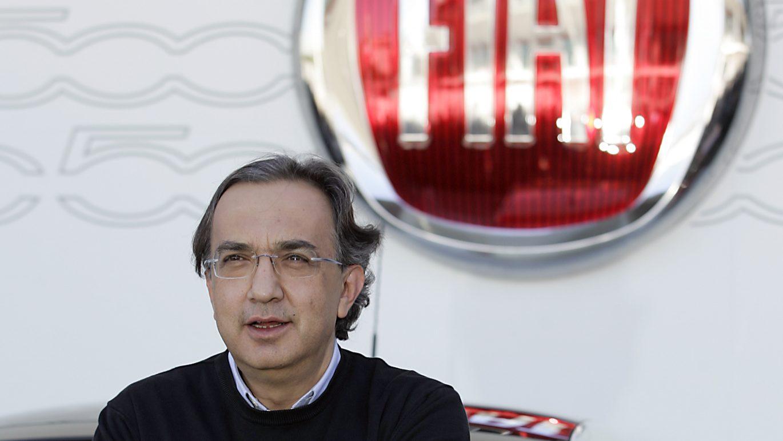 Fiat já tem substituto para Marchionne. Mike Manley é o novo CEO