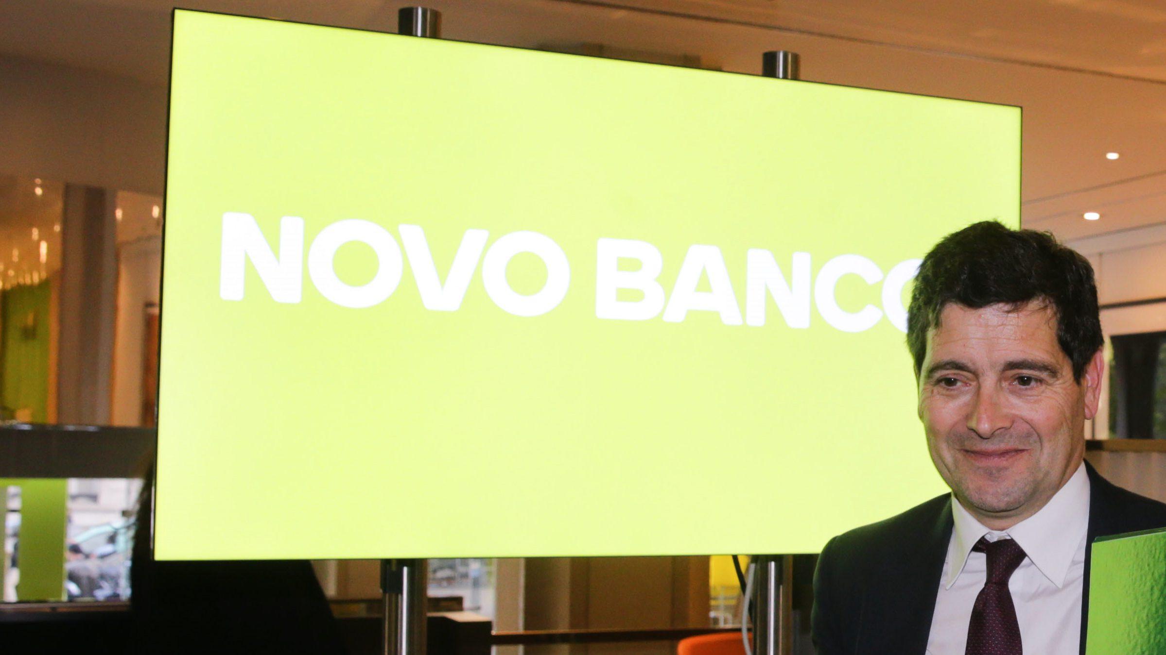 """Estado injeta no Novo Banco """"um pouco abaixo de 850 milhões"""" já este ano"""