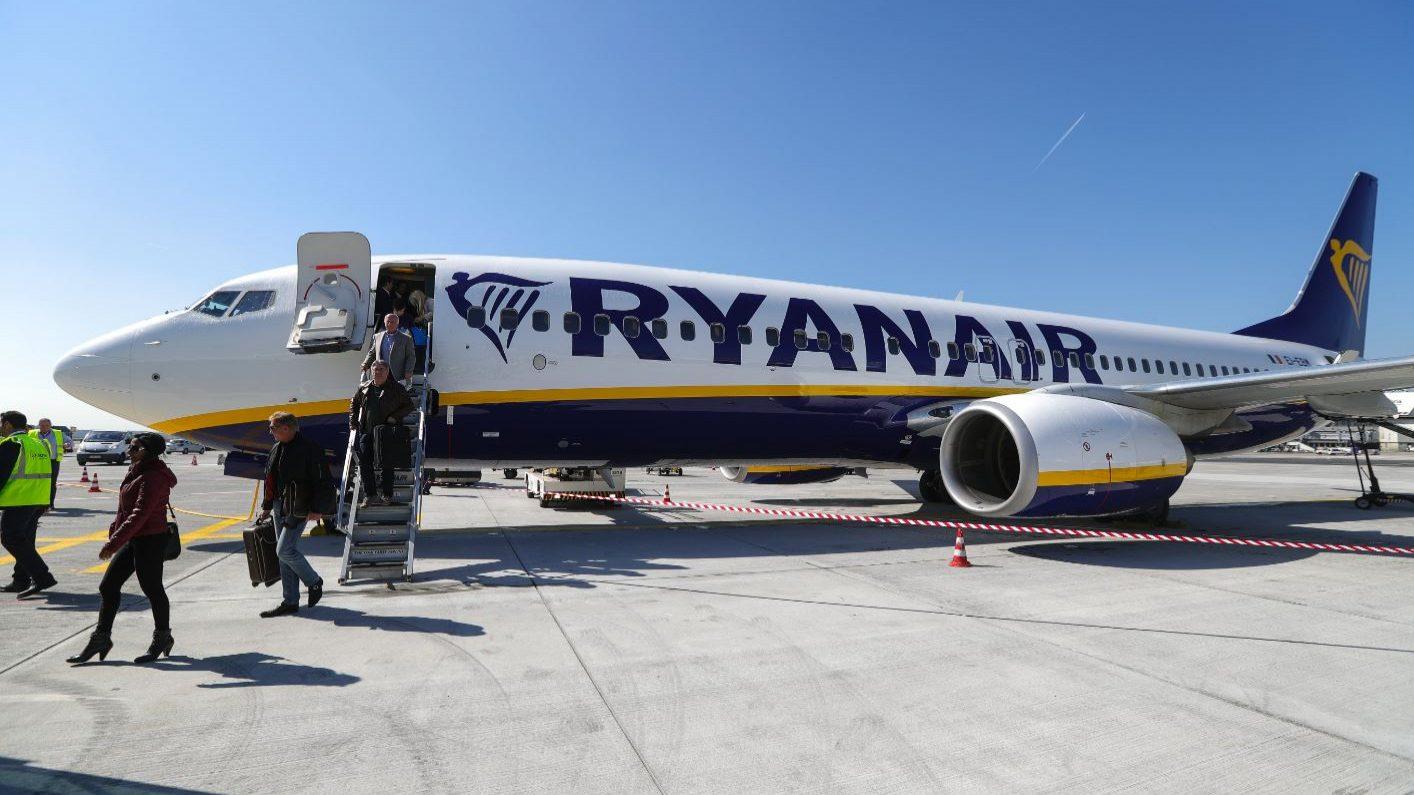 Greve na Ryanair: normalidade mantém-se ao segundo dia