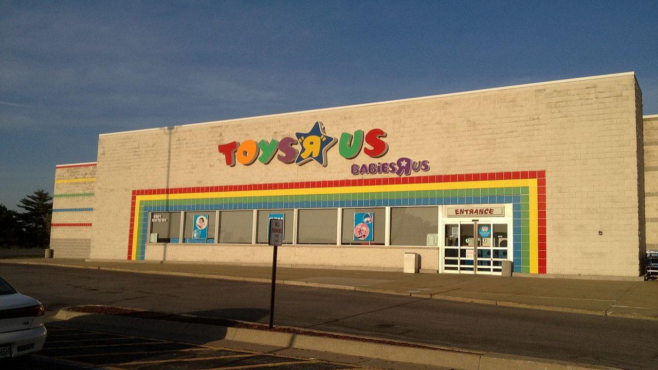 Toys R Us declara insolvência em Portugal