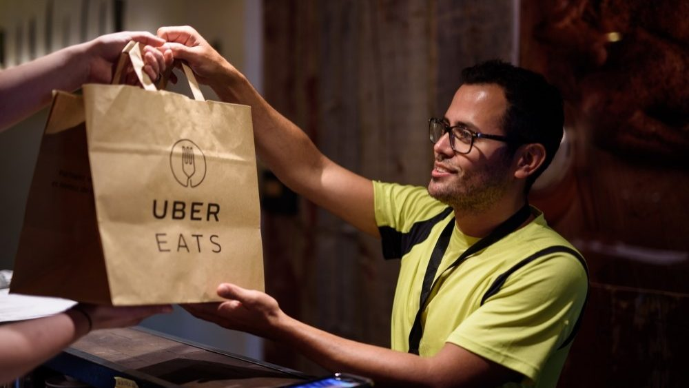 Uber Eats já está disponível no Algarve