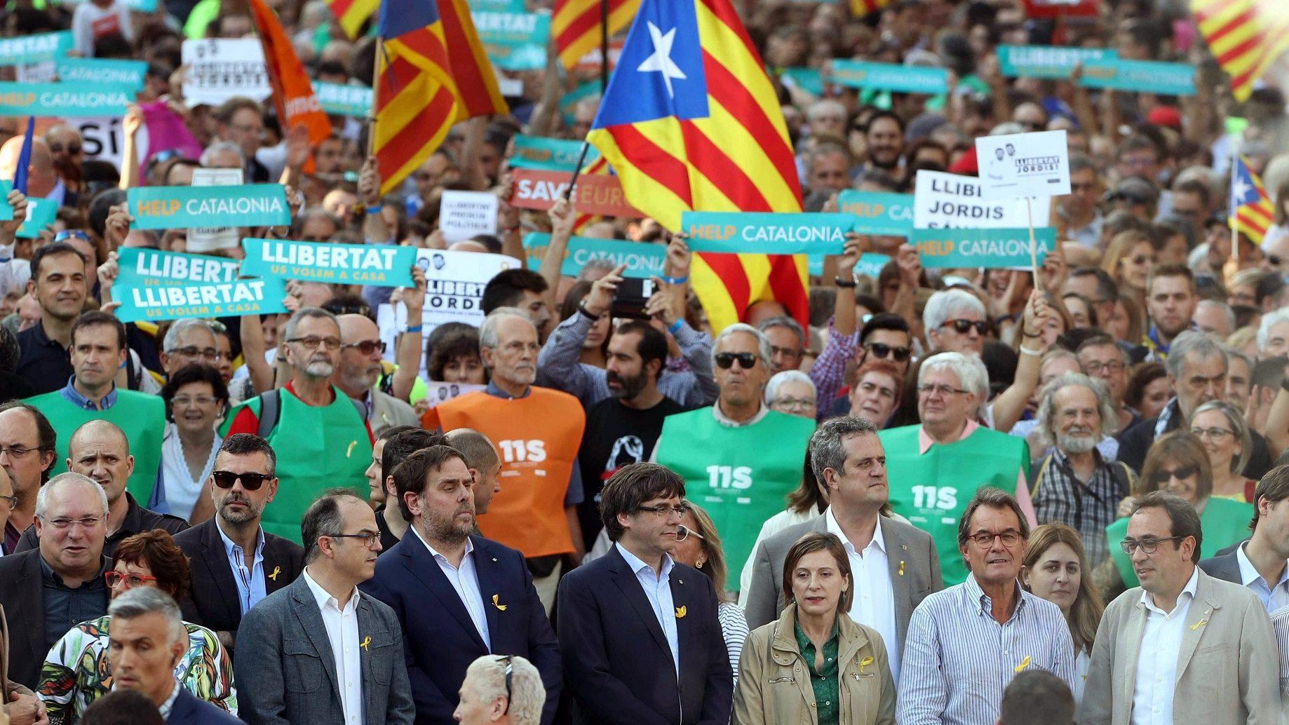 """Presidente catalão responde a """"pior ataque desde Franco"""""""