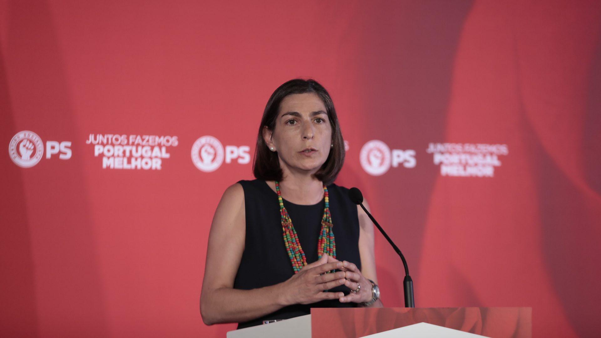 Ana Gomes defende Ana Catarina Mendes para encabeçar lista às europeias