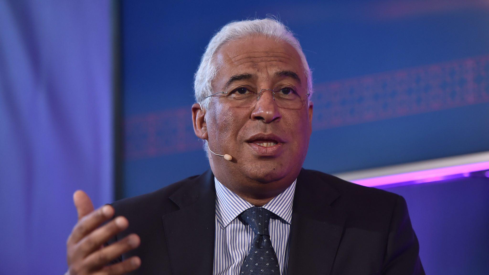 """Costa garante que Portugal """"tem meios para contribuir com mais"""" para o orçamento comunitário"""