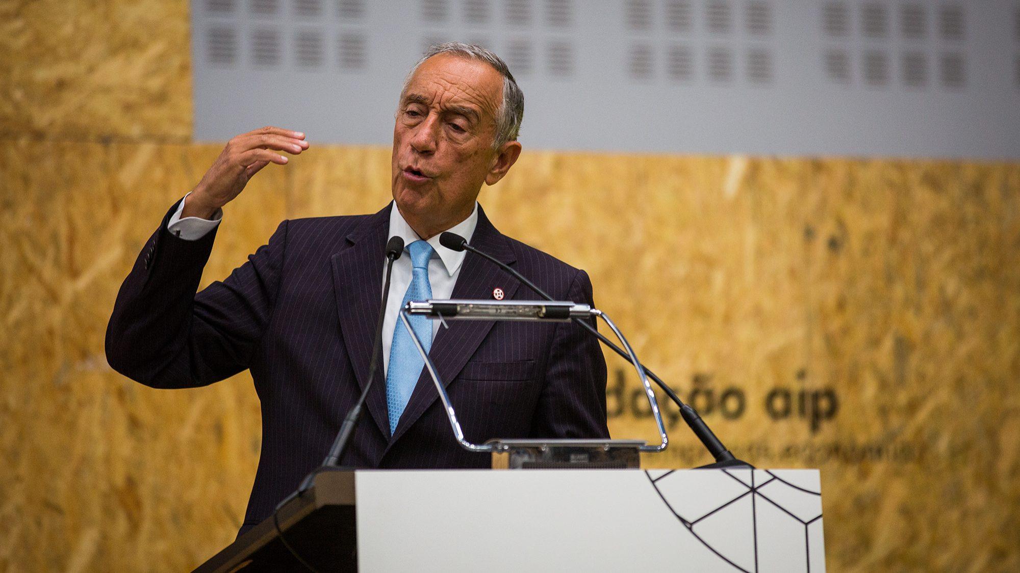 """Presidente da República quer finanças públicas saudáveis """"ao serviço das pessoas"""""""