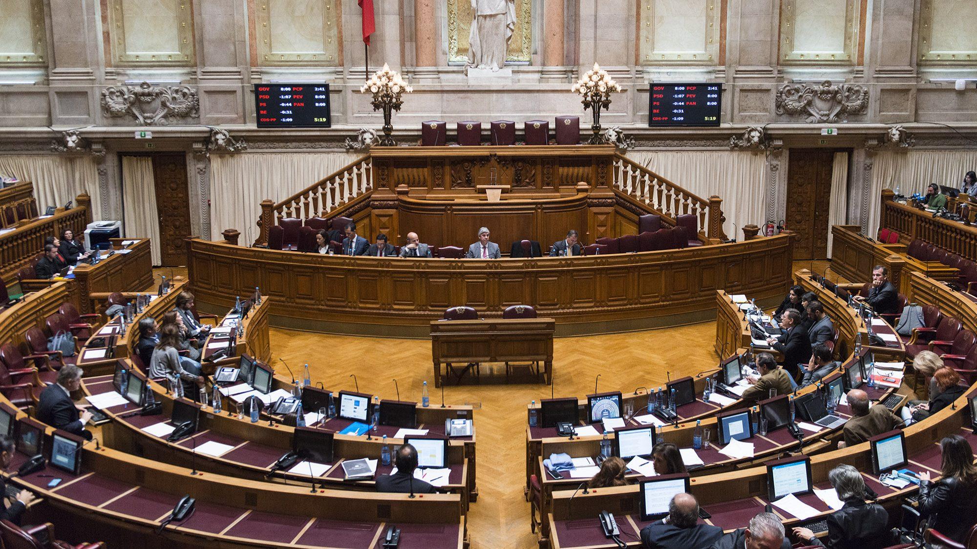 Esquerda chumba projetos PSD e CDS para proibir cativações nas entidades reguladoras