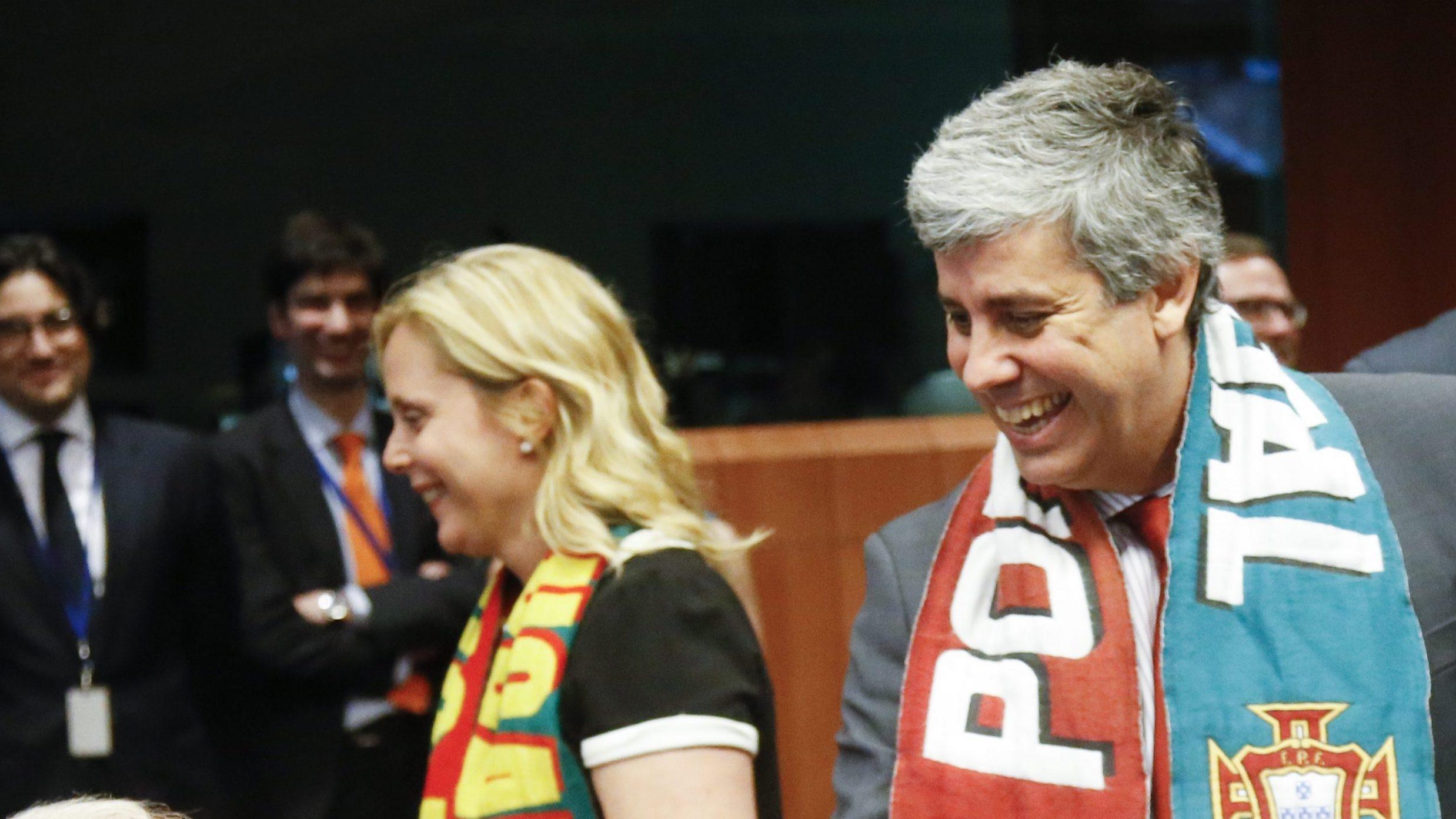 Primeiros 100 dias de Centeno à frente do Eurogrupo sem sobressaltos