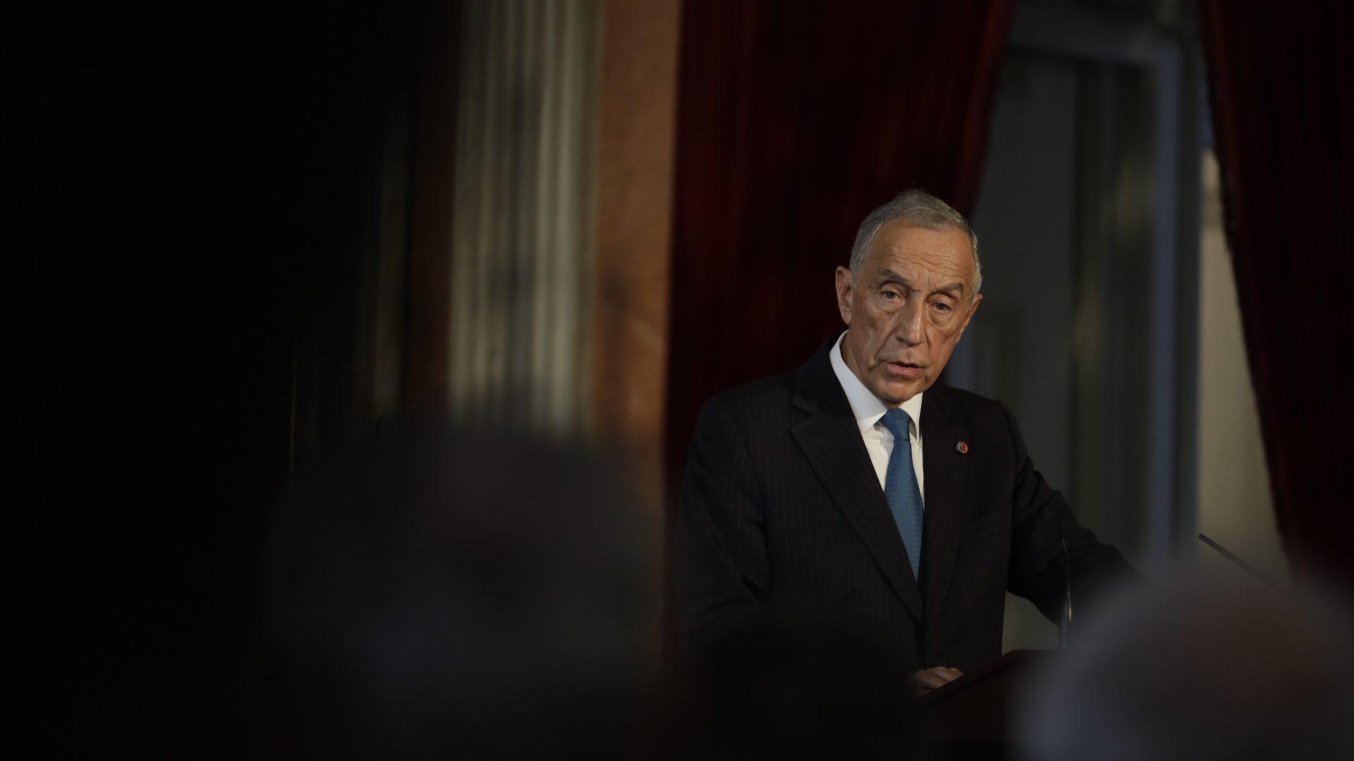 """Marcelo Rebelo de Sousa acredita que o Orçamento para 2019 vai ser """"aprovado sem problema"""""""