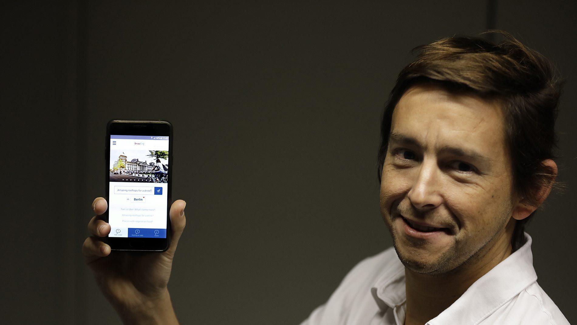 SnapCity: Uma das cinco melhores app de turismo do mundo é portuguesa