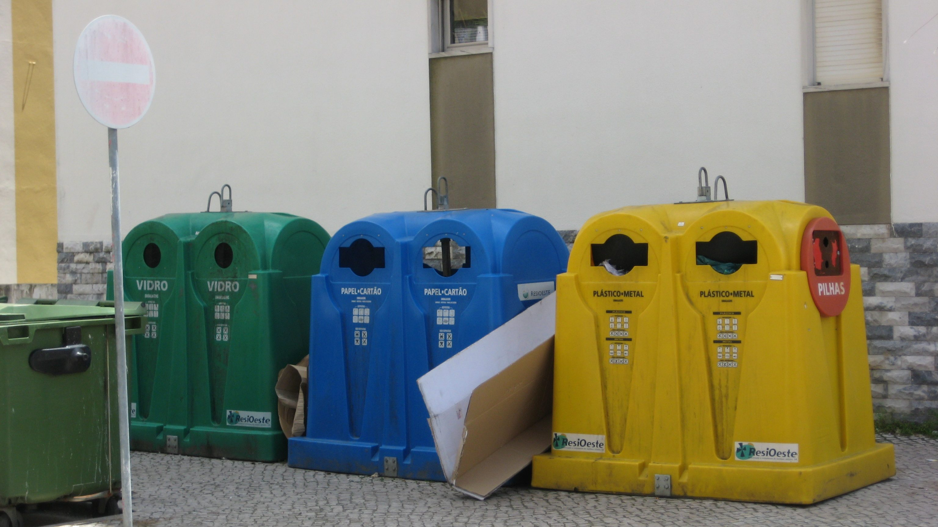 Fundos ajudam a dar nova vida ao lixo com 205 milhões de euros