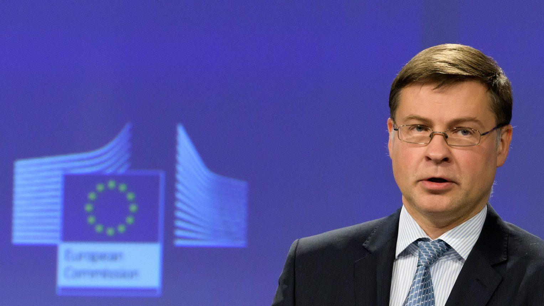 """Bruxelas admite """"controvérsia política"""" sobre emissão conjunta de dívida"""