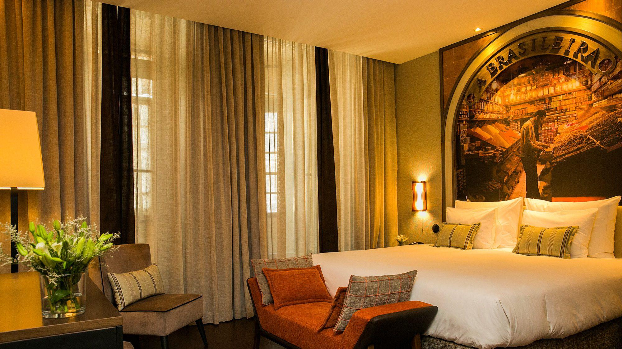 Novo hotel abre em março no edifício do café A Brasileira no Porto