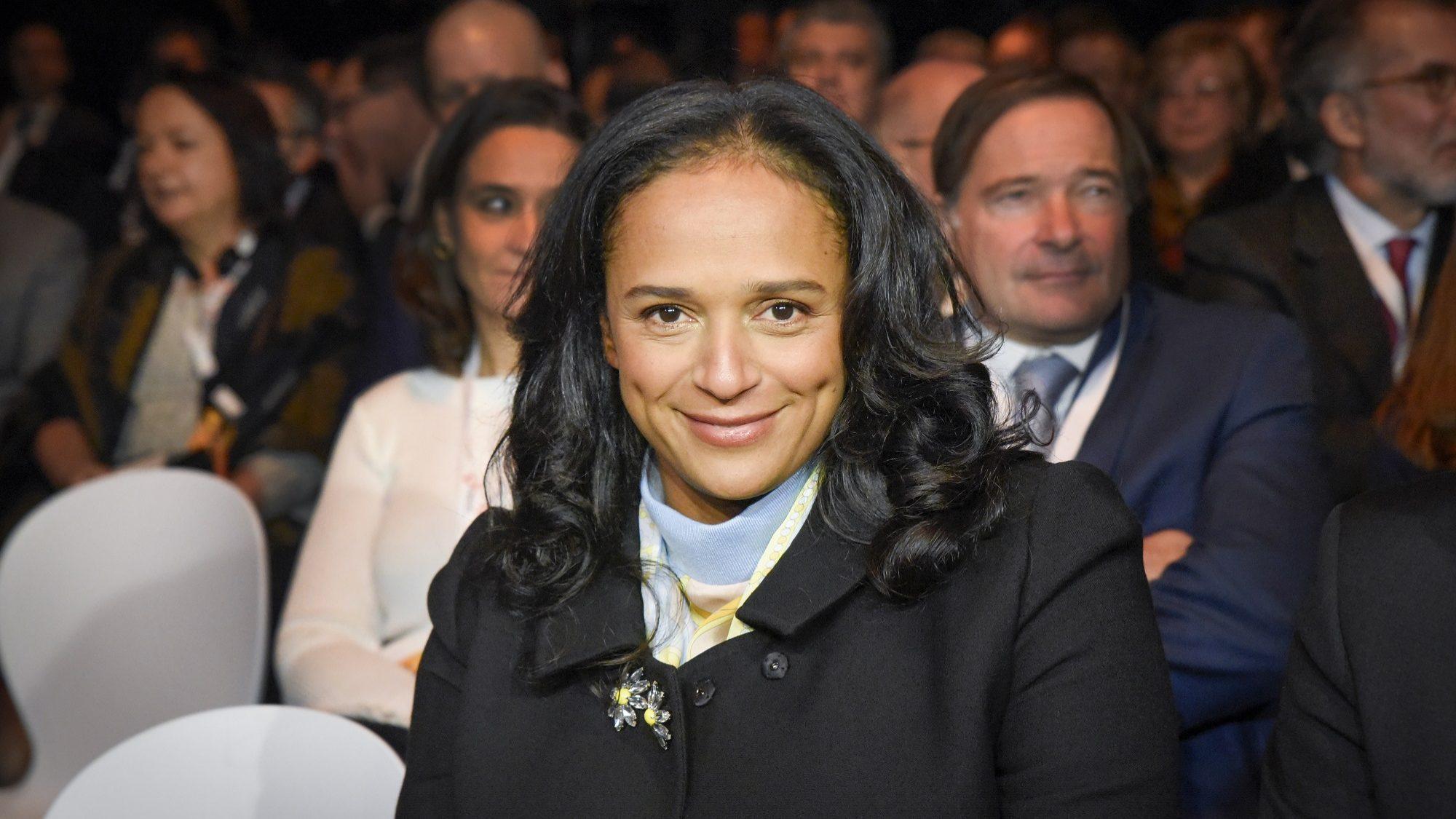Isabel dos Santos nega ter processado João Lourenço
