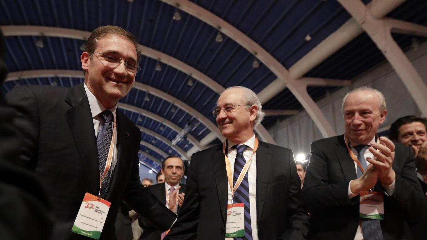 Acordo entre Rio e Santana fechado. Nova direção do PSD conhecida hoje